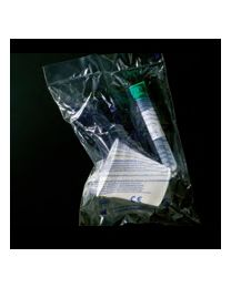 Set raccolta urine con tubo fondo tondo tappato de etichettato 309316