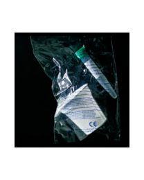 Set raccolta urine con tubo fondo conico etichettato con tappo 309324