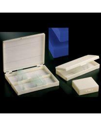Custodia per archivio e trasporto vetrini portaoggetti