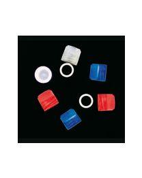 Tappo per cryovials con filettatura esterna non sterile