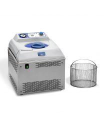 Autoclave per sterilizzazione semiautomatico Micro 8L