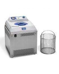 Autoclave per sterilizzazione semiautomatico Med 12L