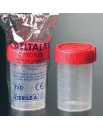 Flaconi graduati di polipropilene da 60 ml