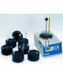 Termostato con regolatore elettronico digitale di temperatura e tempo di esecuzione Tembloc