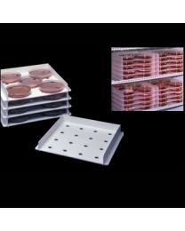 Vassoi di incubazione per piastre Petri