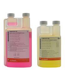 Soluzione tampone pH 4.00 @ 20 ºC (rossa) STD