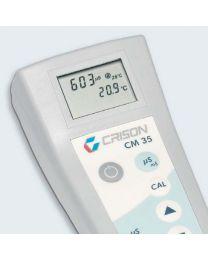 Conduttimetro CM 35 senza elettrodi