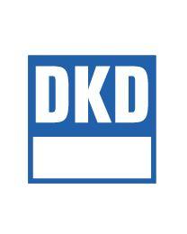 Certificato di calibrazione DKD