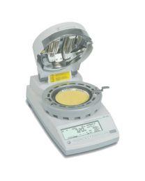 Analizzatore di umidità Sensore Unibloc e lampade al quarzo a infrarossi FD-720