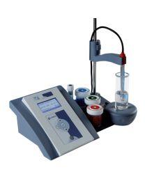 pHmetro kits GLP 21 da banco con elettrodi