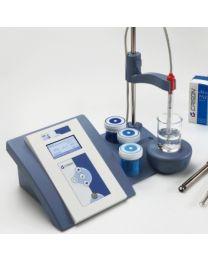 Kit conduttimetro GLP 31 da banco con elettrodi