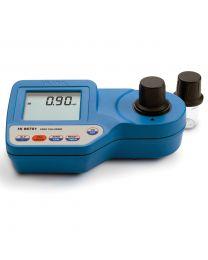 Fotometro per cloro libero/total Hi96711