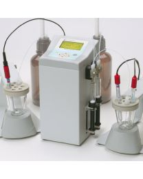 PH-Burette 24 da banco senza elettrodi