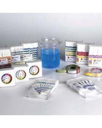 Carta indicatore di pH di varia portata