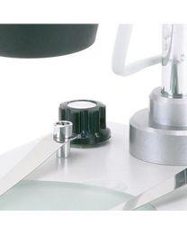 Platine serie Stereo per stereomicroscopi