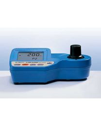Fotometro calibrato portatile per la determinazione del cloro libero Hi 96762