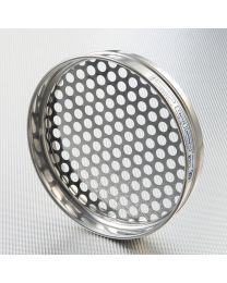 Setacci con lamiera perforata rotonda Ø 200 mm