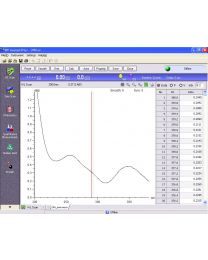 Software opzionale per spettrofotometro UV-VIS 1000