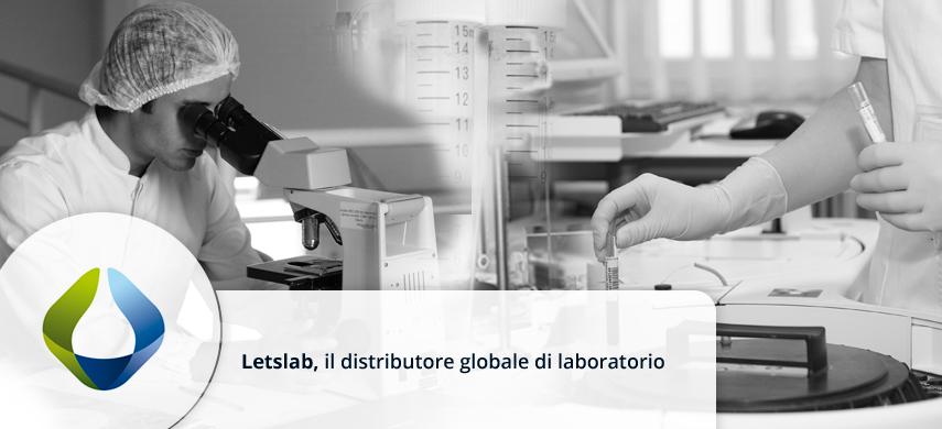 Letslab, il distributore globale di laboratorio